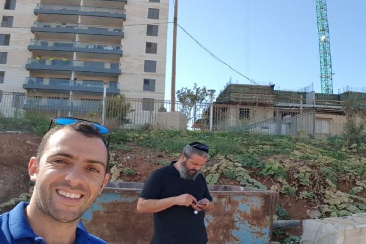 פרויקט שביצענו ל2 בניינים בכפר יונה